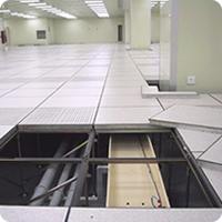 铝合金防静电地板gongcheng实例图