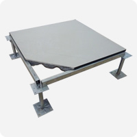 tao瓷防静电地板组zhuang图