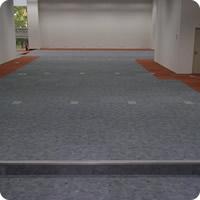 OA网络地板工程实例图